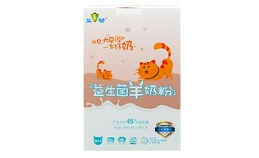 猫专用益生菌羊奶粉